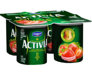 activia 4 pack