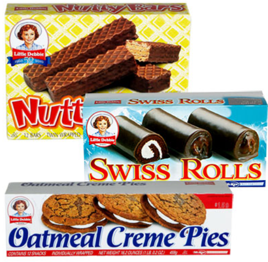 Cake Snacks Products