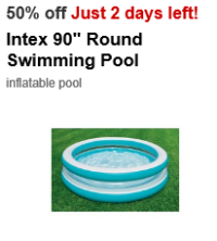 Intex swimming pool coupons - Momma deals