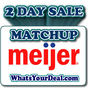 Meijer pharmacy coupon policy