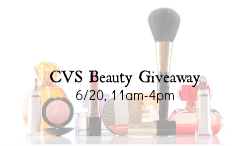 you are invited to cvs beauty day giveaway on 6 20 grocery