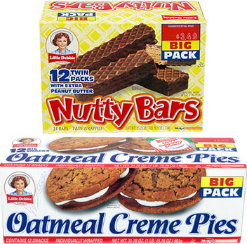 little debbie big pack