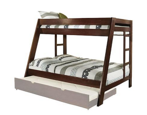 This Venetian Worldwide Arizona Twin Over Full Bunk Bed Is On SALE Right Now At Kmart