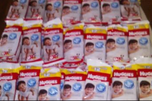 huggies 3 pack