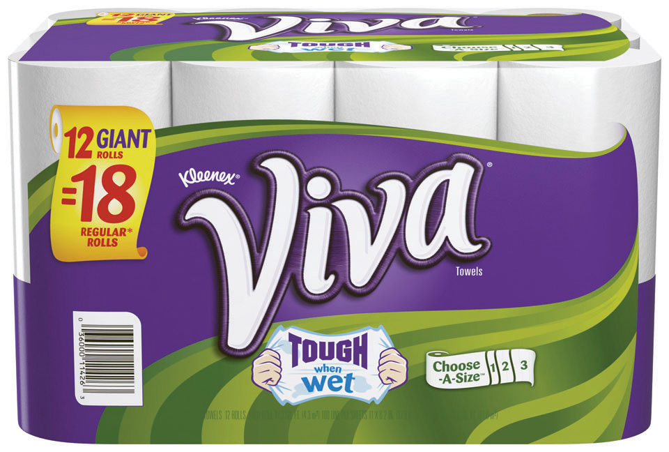 Viva Paper Towels Print 2017 2018 Best Cars Reviews