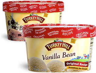 turkey hill ice cream