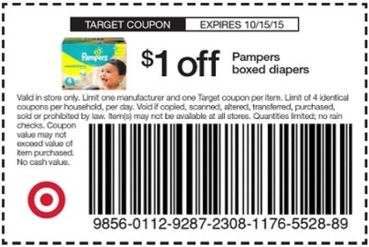 Target coupon code november 2018