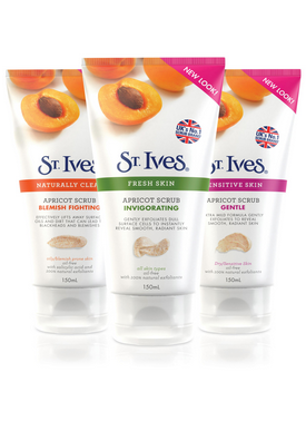 $1 St Ives Coupon Keep Your Face Smooth & Clear with St Ives Scrubs for ONLY $1.14 each ...