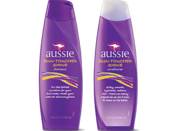 aussie shampoo and conditioner
