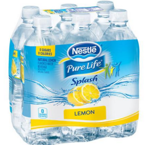 nestle pure life splash