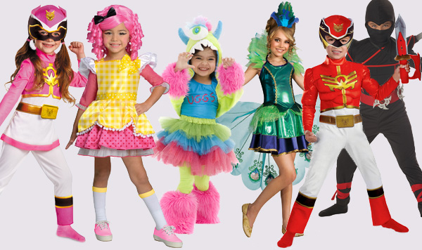 This Deal Is SCARY GOOD!!! Buy 1 Get 1 FREE Kid Halloween Costumes ...