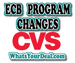 cvs extra care bucks ecb program changes read about the changes here grocery coupons wyd. Black Bedroom Furniture Sets. Home Design Ideas