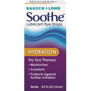 soothe hydration drops