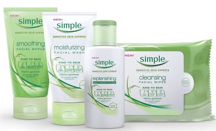 Simple skin care printable coupons 2018