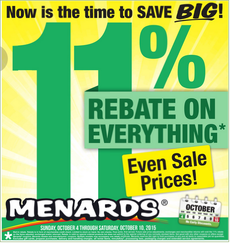 photograph relating to Menard Printable Coupons called Menards discount coupons on-line / Florida sunshine sentinel obituaries
