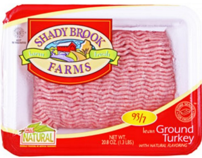 shady brook ground turkey