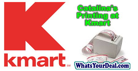 We Have Some Super Catalinas Printing At Kmart To Go With The Spend 30 Get 10 Kimberly Clark Promotion