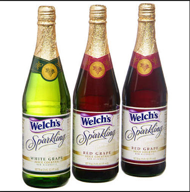 welchs sparkling grape juice only 099 kroger mega sale 1228 110