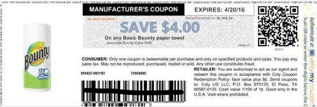 Dont get scammed list of fraudulent coupons plus how to tell do not use any of these coupons they are fakes fandeluxe Choice Image