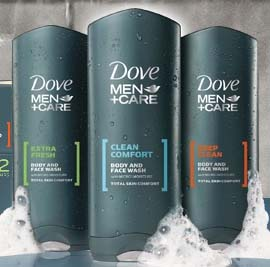Dove Men Plus Care