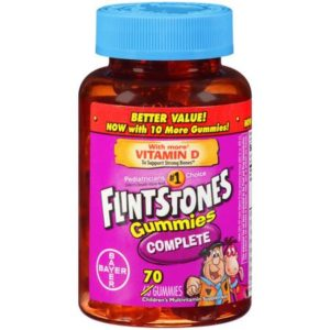 Flintstones Gummies 1
