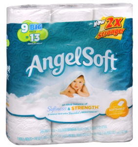 angel soft big roll