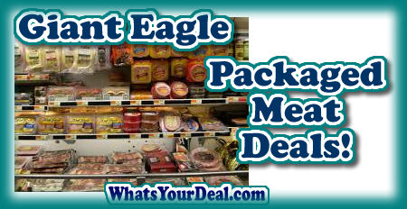 ge packaged meat