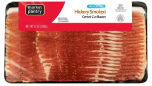 market pantry bacon