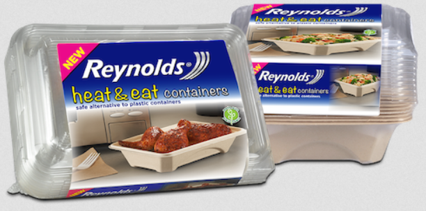 reynolds heat & eat