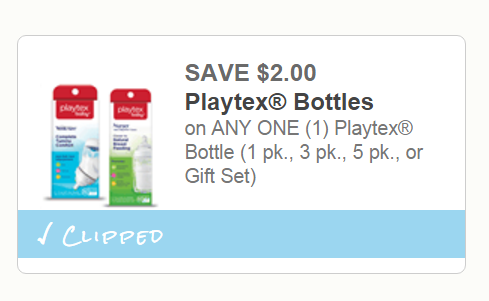 Playtex bottle liner coupons 2018