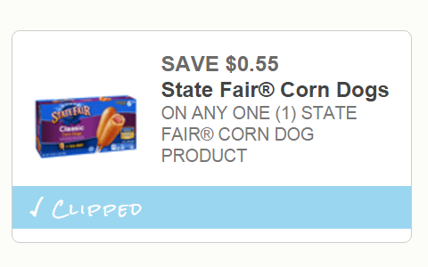 state fair corn dog coupon