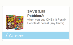 post pebbles coupon