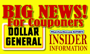 Dollar General Policy Change