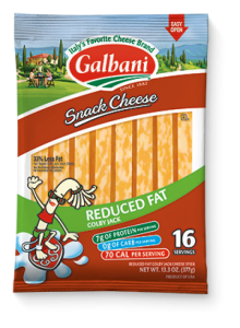 galbani snack cheese