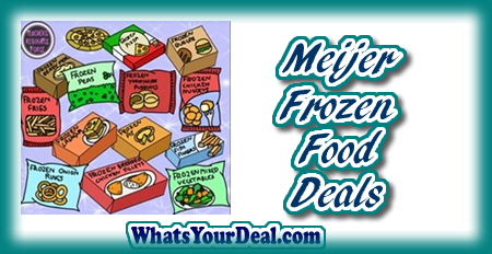 m frozen foods
