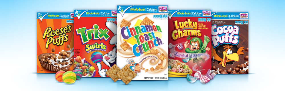 Discontinued Cereals List – Kellogg's, Post, General Mills, Nabisco, Ralston, Quaker Archies Banana Frosted Flakes Baron Von Redberry Bart's Peanut Butter Chocolate Crunch.