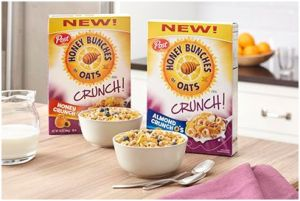 Honey Bunches of Oats Crunch