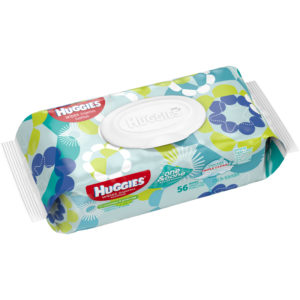 Huggies One And Done Wipes