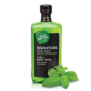 Irish Spring Signature Body Wash