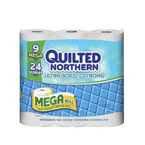 Quilted Northern Mega