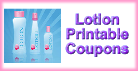 Check Out these NEW Eucerin and Nivea Lotion Printables