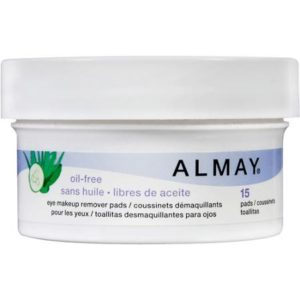 Almay Make Up Remover Pads 15 Count