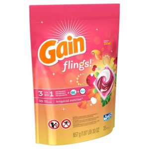 Gain Flings 3