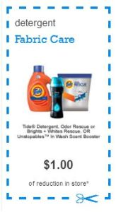 P&G Coupons 1