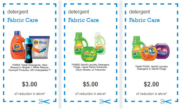 Our Free procter gamble Coupons for Dec will save you and your family money.