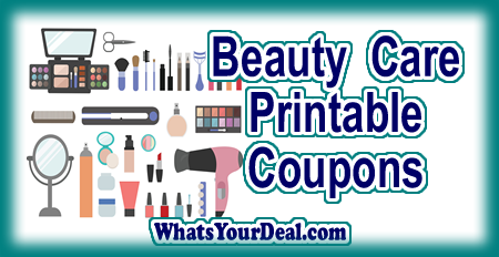 Hot New Beauty Cosmetic Coupons Garnier L Oreal Maybelline Get