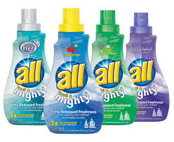 All Small & Mighty 2X Laundry Detergent