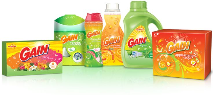 Gain Products