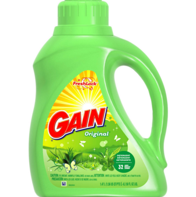Get Promotional Discounts, Deals, and Coupon Codes for Gain Detergent