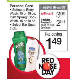 Softsoap Irish Spring